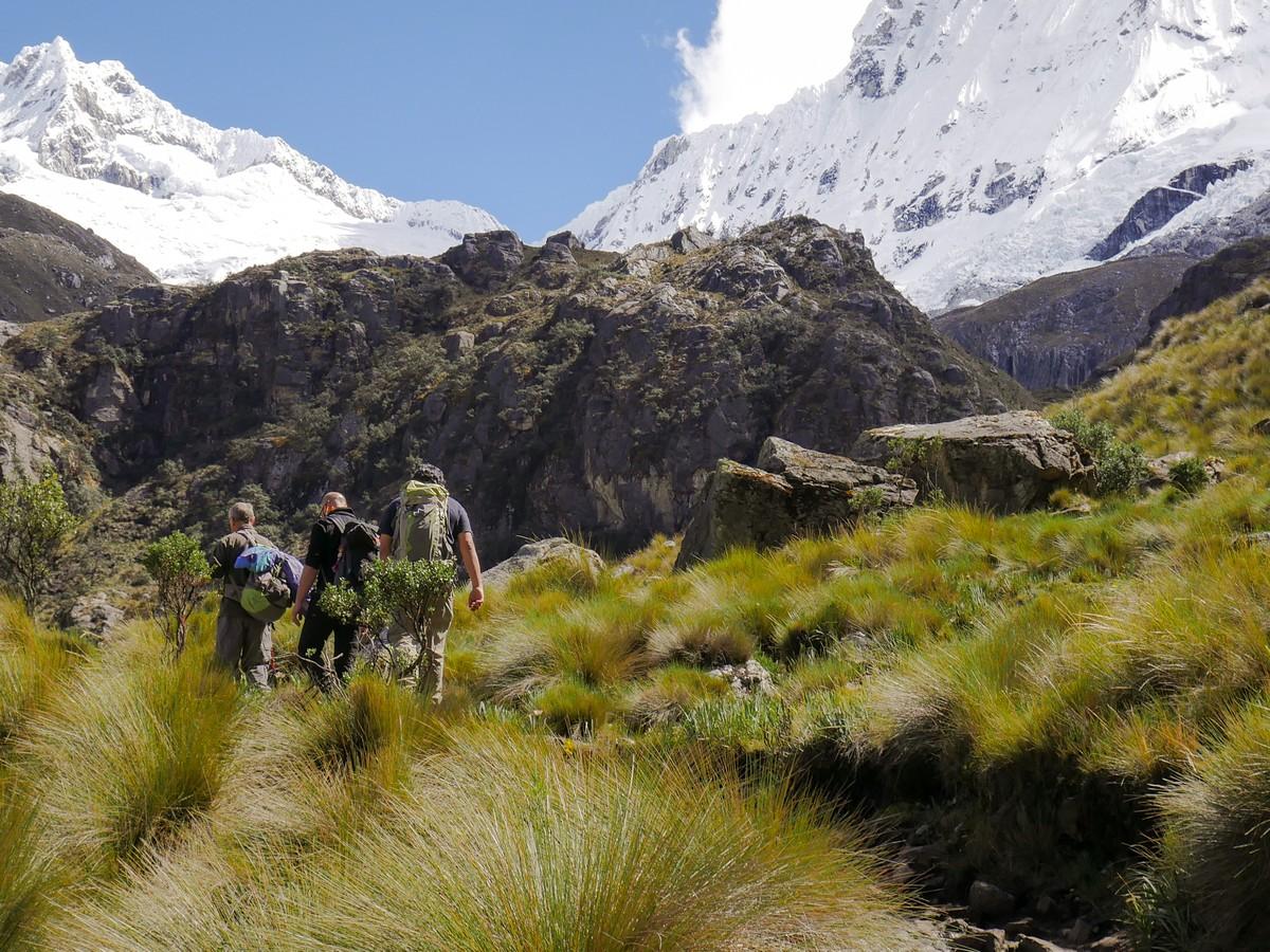 Trekking Cordillera Huayhuash (Perú)